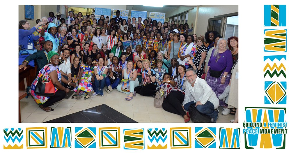 WILPF Congress Group Pic