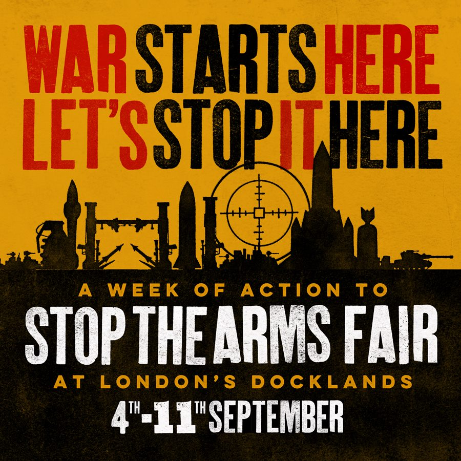 Stop the Arms Fair