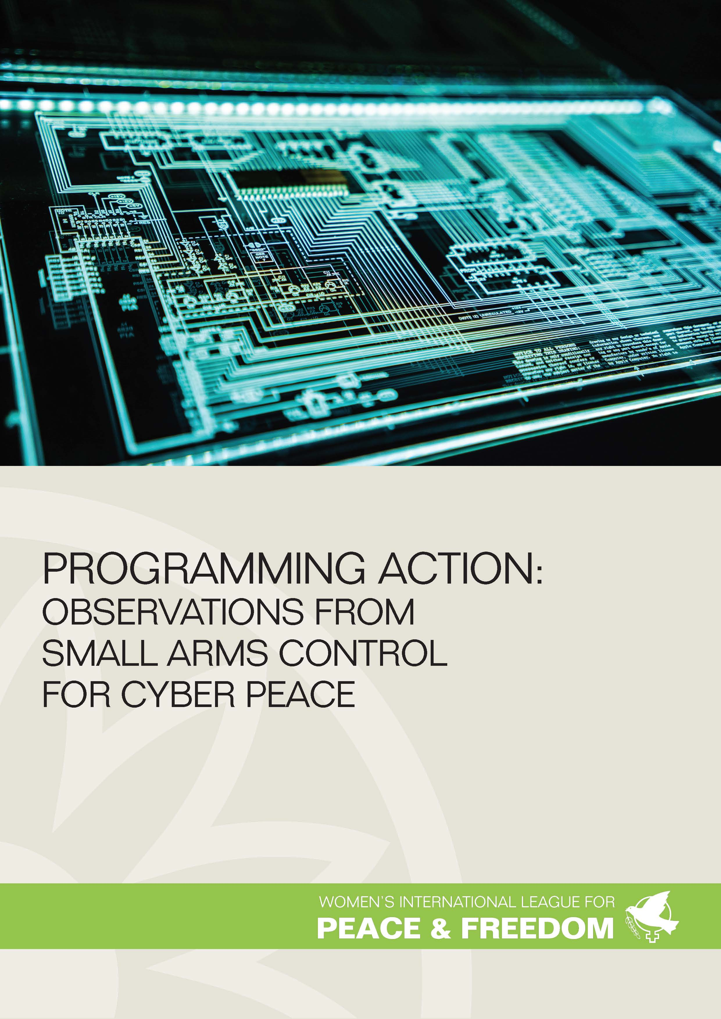 Programme action cover